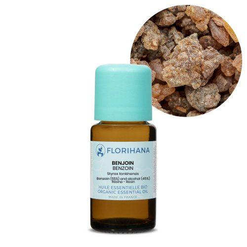 benzoe esencialny olej bio florihana