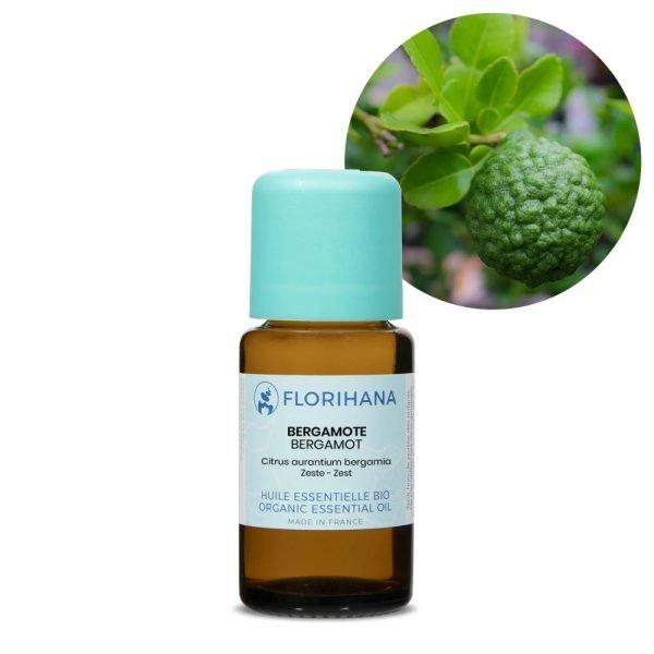 bergamot esencialny olej bio florihana