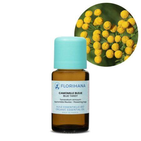 blue tansy esencialny olej bio florihana