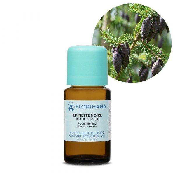 cierny smrek esencialny olej bio florihana