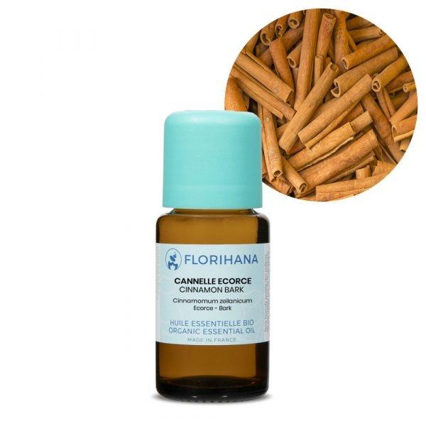 skorica kora esencialny olej bio florihana
