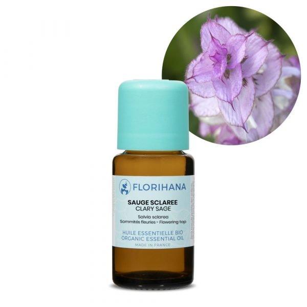 salvia muskatova esencialny olej bio florihana