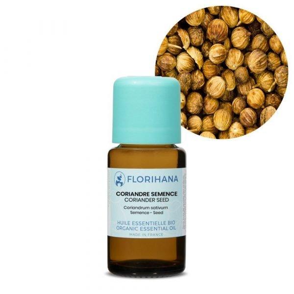 koriander semena esencialny olej bio