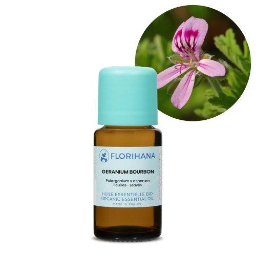 geranium bourbon esencialny olej bio florihana