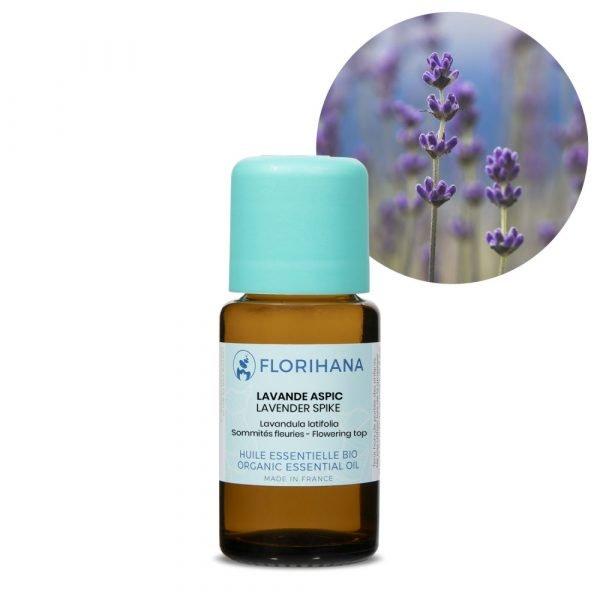 levandula spike esencialny olej bio florihana