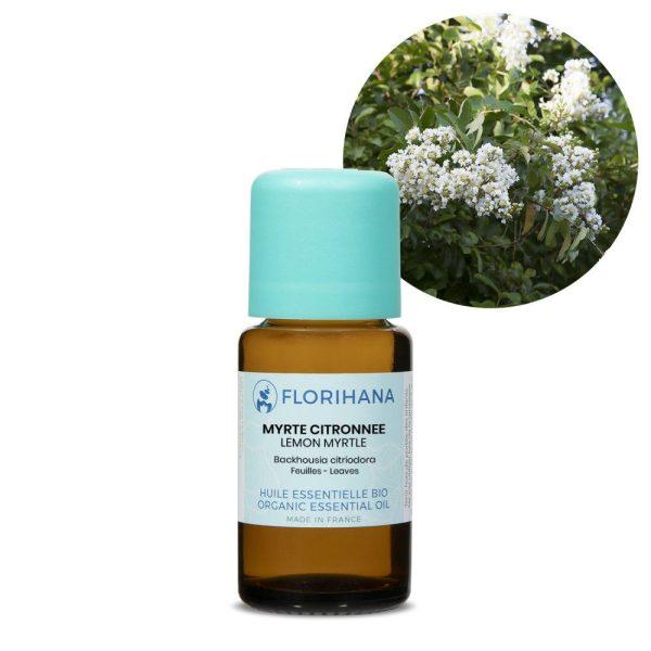 myrta citronova esencialny olej bio florihana