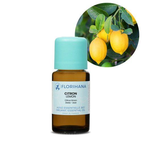 citron esencialny olej florihana
