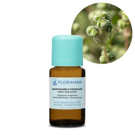 majoran esencialny olej bio florihana
