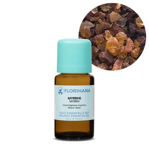 myrha esencialny olej bio florihana