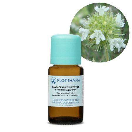 majoranka exoticka spanielska bio esencialny olej florihana