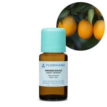 pomaranc esencialny olej florihana