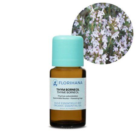 tymian borneol esencialny olej bio florihana