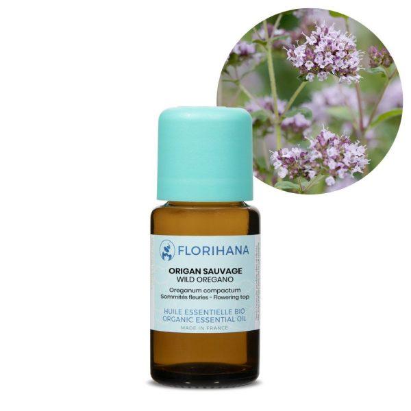oregano divoke esencialny olej bio florihana