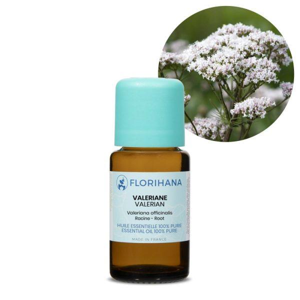 Valerian esencialny olej bio florihana