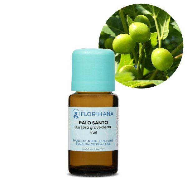 palo santo esencialny olej bio florihana